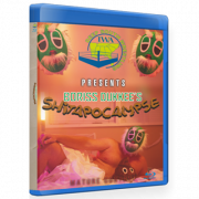 "IWA Deep South Blu-ray/DVD July 18, 2020 ""Boriss Dukkee's Shitapocalypse"" - Parts Unknown, USA"