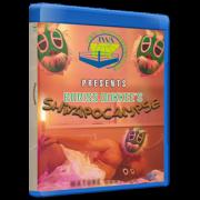 "IWA Deep South Blu-ray/DVD July 18, 2020 ""Boriss Dukkee's Shitapocalypse"" - Parts Unknown, USA"