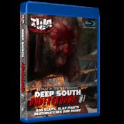 "IWA Deep South Blu-ray/DVD February 28, 2021 ""Deep South Underground #1"" - Parts Unknown, USA"