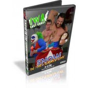 "IWA East Coast DVD June 11, 2008 ""Snow in the Summertime"" - Charleston, WV"