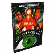 "IWA East Coast DVD March 17, 2010 ""St. Patrick's Day Massacre"" - Nitro, WV"