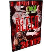 "IWA East Coast DVD May 4, 2012 ""A Need to Bleed 2012"" - Clendenin, WV"