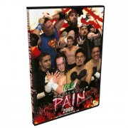 "IWA East Coast DVD November 29, 2008 ""2008 Masters Of Pain"" - Charleston, WV"