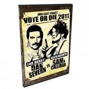"IWA East Coast DVD November 8, 2011 ""Vote or Die!"" - Nitro, WV"