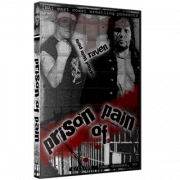 "IWA East Coast DVD June 15, 2005 ""Prison of Pain"" - Dunbar, WV"