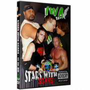 "IWA East Coast DVD November 15, 2006 ""Stars with Scars"" - Charleston, WV"