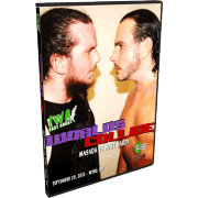 "IWA East Coast DVD September 29, 2012 ""Worlds Collide"" - Nitro, WV"