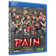 "IWA East Coast Blu-ray/DVD May 2, 2015 ""Masters of Pain 2015"" - Charleston, WV"