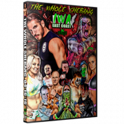 "IWA East Coast DVD April 16, 2016 ""The Whole Shebang!"" - Nitro, WV"