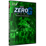 "IWA East Coast DVD February 27, 2016 ""Zero G Tournament 2016"" - Nitro, WV"