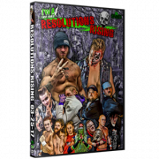"IWA East Coast DVD March 25, 2017 ""Resolutions Rising"" - Nitro, WV"