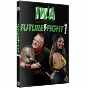 "IWA East Coast DVD July 11, 2020 ""Future Flight"" - Milton, WV"