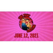 "IWA East Coast June 12, 2021 Girl Fight Wrestling"" - Charleston, WV (Download)"