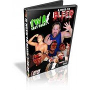 "IWA East Coast DVD February 6, 2008 ""A Need to Bleed 2008"" - Charleston, WV"