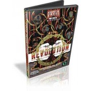 "IWA Mid-South DVD November 24, 2006 ""2006 Revolution Strong Style Tournament"" - Midlothian, IL"