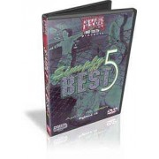 """IWA Mid-South DVD April 10, 2004 """"Simply the Best 5"""" - Highland, IN"""
