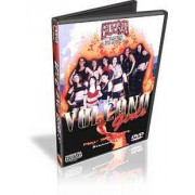 "IWA Mid-South DVD May 30, 2004 ""Volcano Girls"" - Hammond, IN"