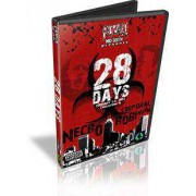 "IWA Mid-South DVD February 1 & 2 2002 ""28 Days- Nights 1&2"" - Charlestown, IN"