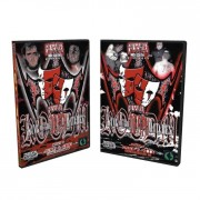 """IWA Mid-South DVD June 1 & 2, 2001 """"King of the Death Matches '01"""" - Charlestown, IN"""