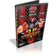 """IWA Mid-South DVD October 20, 2001 """"5th Anniversary Show"""" - Charlestown, IN"""