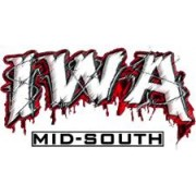 "IWA Mid-South May 23, 2001 ""When a Mad Man Meets a Lunatic"" - Charlestown, IN"