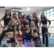 "IWA Mid-South May 30, 2004 ""Volcano Girls - 2017 Remastered"" - Hammond, IN (Download)"