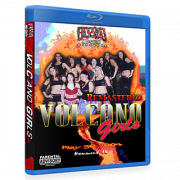 "IWA Mid-South Blu-ray/DVD May 30, 2004 ""Volcano Girls - 2017 Remastered"" - Hammond, IN"