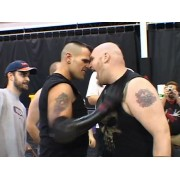 """IWA Mid-South October 26, 2007 """"Double Death Tag Tournament"""" - Plainfield, IN (Download)"""