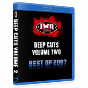 "IWA Mid-South Blu-ray/DVD ""Deep Cuts Vol. 2 10 Years Later: The Best of IWA Mid-South in 2007"""