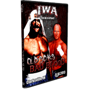 "IWA Mid-South DVD June 14, 2013 "" Old Scars Bad Blood""- Clarksville, IN"