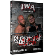 "IWA Mid-South DVD November 27, 2014 ""Bloodfeast"" - Clarksville, IN"