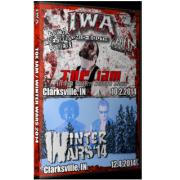 "IWA Mid-South DVD October 2 & December 4, 2014 ""Toe Jam & Winter Wars"" - Clarksville, IN"