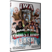 "IWA Mid-South DVD December 11, 2014 ""Big Ass Christmas Bash 2014"" - Clarksville, IN"