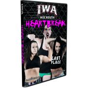 """IWA Mid-South DVD February 8, 2014 """"Heartbreak"""" - Clarksville, IN"""