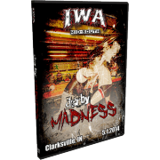 "IWA Mid-South DVD May 1, 2014 ""Derby Madness"" - Clarksville, IN"