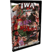 "IWA Mid-South Blu-ray/DVD June 28, 2014 ""Queen of the Death 2014"" - New Albany, IN"