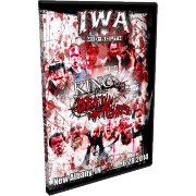 "IWA Mid-South Blu-ray/DVD June 28, 2014 ""King of the Death 2014"" - New Albany, IN"