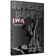 "IWA Mid-South DVD December 4, 2015 ""Unfinished Business"" - Clarksville, IN"