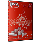 "IWA Mid-South DVD December 26, 2015 ""Big Ass Christmas Bash"" - Clarksville, IN"