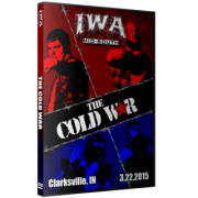 """IWA Mid-South DVD February 22, 2015 """"The Cold War"""" - Clarksville, IN"""