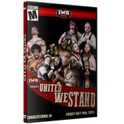 "IWA Mid-South DVD July 10, 2015 ""United We Stand"" - Charlestown, IN"