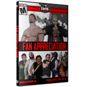 "IWA Mid-South DVD July 17, 2015 ""Fan Appreciation Night"" - Charlestown, IN"