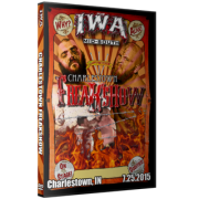 "IWA Mid-South DVD July 25, 2015 ""Charlestown Freakshow"" - Charlestown, IN"