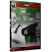 "IWA Mid-South DVD August 2, 2015 ""All for One"" - Charlestown, IN"