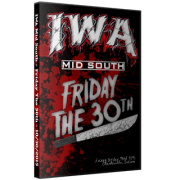 "IWA Mid-South DVD October 30, 2015 ""Friday the 30th"" - Clarksville, IN"