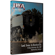 "IWA Mid-South DVD November 6, 2015 ""Last Train to Clarksville"" - Clarksville, IN"