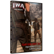 "IWA Mid-South DVD November 27, 2015 ""Young Guns Shoot Out"" - Clarksville, IN"