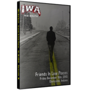 "IWA Mid-South DVD December 18, 2015 ""Friends In Low Places"" - Clarksville, IN"