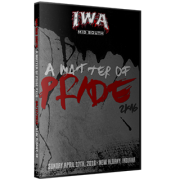 "IWA Mid-South DVD April 17, 2016 ""A Matter of Pride 2K16"" - New Albany, IN"
