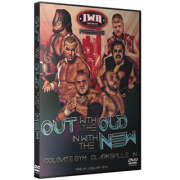"IWA Mid-South DVD January 8, 2016 ""Out With the Old, In With the New"" - Clarksville, IN"